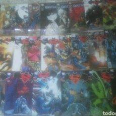 Cómics: BATMAN VARIOS VOL 1, LEYENDAS, BATMAN / SUPERMAN (2007,2005), BATMAN (2007) 74 GRAPAS. Lote 103792572