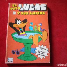 Cómics: EL PATO LUCAS Y SUS AMIGOS Nº 3 RETAPADO NUMEROS DEL 11 AL 15 . Lote 103871519