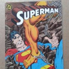 Cómics: SUPERMAN N°18. POR JOHN BYRNE Y KARL KESEL. EDICIONES ZINCO.. Lote 104134040