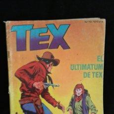 Cómics: TEX NÚM. 10 ED. ZINCO. Lote 104223243