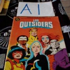 Cómics: LOS OUTSIDERS , EL FIN DE UNA ERA 26 DC ZINCO. Lote 104347100