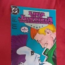 Cómics: LIGA DE LA JUSTICIA INTERNACIONAL. Nº 16. EDICIONES ZINCO.. Lote 104740019