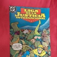 Cómics: LIGA DE LA JUSTICIA INTERNACIONAL. Nº 18. EDICIONES ZINCO.. Lote 104740483