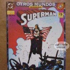 Fumetti: SUPERMAN - ANUAL 1 - OTROS MUNDOS - LEGADO POR JOHN BYRNE - ZINCO. Lote 104796459