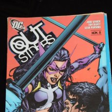 Comics: OUTSIDERS 8 VOLUMEN 1 PLANETA. Lote 104918847