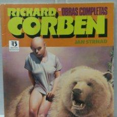 Cómics: HIJOS DEL MUNDO MUTANTE. RICHARD CORBEN. OBRAS COMPLETAS 13. ZINCO. 1993. PRIMERA EDICIÓN.. Lote 105060066