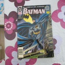 Cómics: BATMAN EL COMIENZO DEL MAÑANA. Lote 105076343