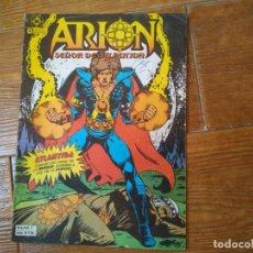 Comics: ARION SEÑOR DE ATLANTIS Nº 1 EDICIONES ZINCO . Lote 105229851