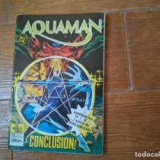 Cómics: AQUAMAN, TOMO CON EXTRA 1 Y 2 - EDITORIAL ZINCO DC COMICS. Lote 105232275