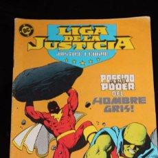 Cómics: LIGA DE LA JUSTICIA 6 ZINCO. Lote 105388419