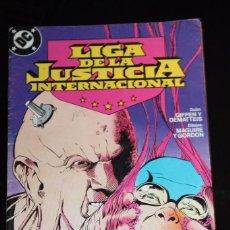 Cómics: LIGA DE LA JUSTICIA INTERNACIONAL 14 ZINCO. Lote 105388667