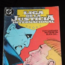 Cómics: LIGA DE LA JUSTICIA INTERNACIONAL 15 ZINCO. Lote 105388703