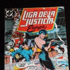 Cómics: LIGA DE LA JUSTICIA EUROPA 4 ZINCO. Lote 105388819