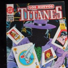 Cómics: LOS NUEVOS TITANES 26 VOLUMEN 2 ZINCO. Lote 105388875