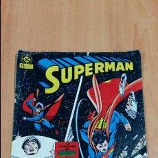Cómics: SUPERMAN. NUMEROS 16 Y 27. ZINCO. W. Lote 105650671