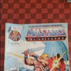 Cómics: COMIC RETAPADO HE-MAN Y LOS MASTERS DEL UNIVERSO Nº 13 AL 16 EDICIONES ZINCO AÑOS 80. Lote 105670683