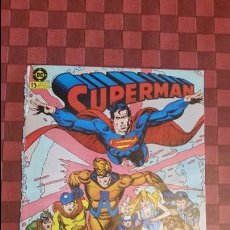 Cómics: COMIC SUPERMAN Nº 14 LA HORA DEL FIN DEL MUNDO EDICIONES ZINCO AÑOS 80. Lote 105670887