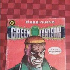 Cómics: RETAPADO COMICS GREEN LANTERN LINTERNA VERDE 21 AL 25 EDICIONES ZINCO AÑOS 80. Lote 105671767