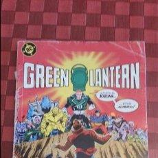 Cómics: RETAPADO COMICS GREEN LANTERN LINTERNA VERDE 26 AL 28 EDICIONES ZINCO AÑOS 80. Lote 105671875