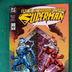Cómics: SUPERMAN ROJO SUPERMAN AZUL EDITORIAL VID. Lote 105796175