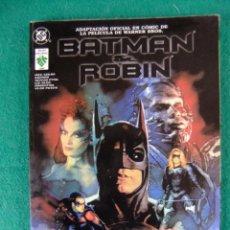 Cómics: BATMAN Y ROBIN ADAPTACION OFICIAL DE LA PELICULA EDITORIAL VID. Lote 105796771