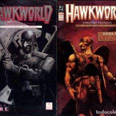 Cómics: HAWKWORD TOMOTHY TRUMAN PREMIO HAXTUR UNA JOYA 1ª EDICIÓN AÑO 1989. Lote 105822099