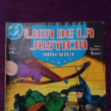 Cómics: LIGA. DE LA JUSTICIA AMÉRICA 20 ZINCO C14A. Lote 105864399