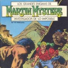 Cómics: MARTIN MYSTERE Nº17. EDITORIAL ZINCO, 1984 (ÚLTIMO NÚMERO). Lote 105941183