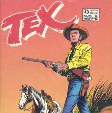 Cómics: TEX Nº3. ZINCO, 1988. Lote 105941931