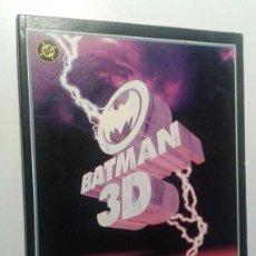 Cómics: BATMAN 3D - NOVELA GRÁFICA POR JOHN BYRNE (INCLUYE GAFAS). Lote 106476751