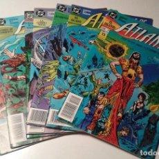 Cómics: CRÓNICAS DE ATLANTIS - MINISERIE DE 7 NÚMEROS - COMPLETA (MBE). Lote 106526015