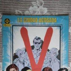 Cómics: V - LA CIUDAD ACOSADA, Nº 1, AÑO 1985. Lote 106543471