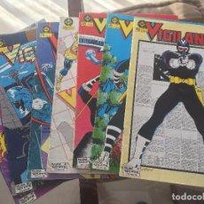 Cómics: VIGILANTE Nº 1 A 7 - DC (ZINCO - 1984). Lote 106564699