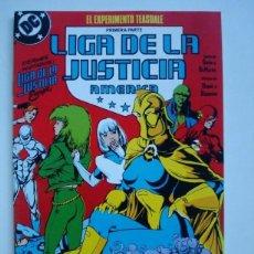 Cómics: LIGA DE LA JUSTICIA AMERICA Nº 25 (ZINCO). Lote 106571839