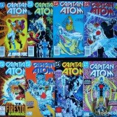 Cómics: CAPITAN ATOM Nº 1 AL 20 COLECCIÓN COMPLETA (ZINCO). Lote 106572495