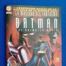 Cómics: BATMAN - THE ANIMATED MOVIE (ADAPTACIÓN DE LA PELÍCULA LA MÁSCARA DEL FANTASMA). Lote 106574811