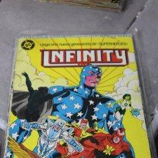 Cómics: INFINITY INC 8 ZINCO. Lote 106603475