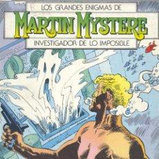 Cómics: MARTIN MYSTERE Nº10. ZINCO, 1982 . Lote 106643915