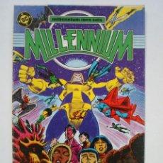 Cómics: MILLENNIUM Nº 6 (ZINCO). Lote 106684415