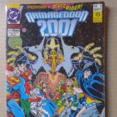 Cómics: ARMAGEDDON 2001 N°1 (DE 14). ESPECIAL 64 PÁGINAS. MAXISERIE DE DC COMICS / EDICIONES ZINCO.. Lote 106709524