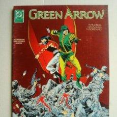 Comics: GREEN ARROW Nº 12 (ZINCO). Lote 106727575
