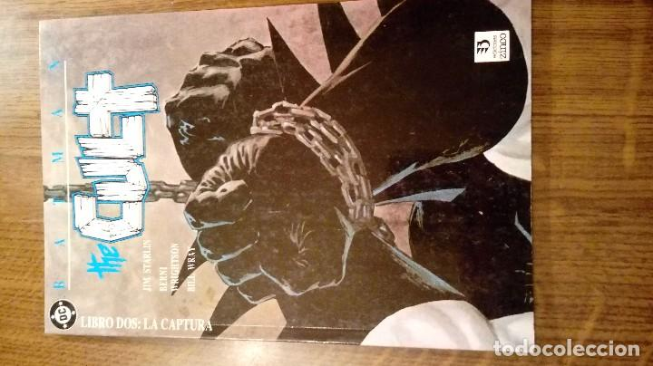 Cómics: BATMAN THE CULT. EDICIONES ZINCO. COMPLETA (TOMOS DEL 1 AL 4). STARLIN Y WRIGTHSON. - Foto 4 - 106778315