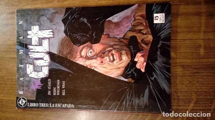 Cómics: BATMAN THE CULT. EDICIONES ZINCO. COMPLETA (TOMOS DEL 1 AL 4). STARLIN Y WRIGTHSON. - Foto 6 - 106778315
