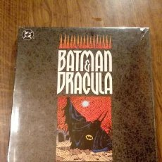 Cómics: BATMAN DRACULA LLUVIA ROJA. EDICIONES ZINCO. 1992. SIN DESPRECINTAR. MOENCH Y JONES.. Lote 106778795