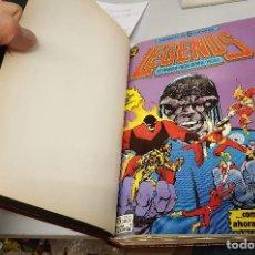 Cómics: LEGENDS / EL EXTRAÑO ¡ COMPLETA 10 NUMEROS ! DC - ZINCO MILLENIUM. Lote 106916815