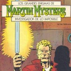 Cómics: MARTIN MYSTERE Nº15. ZINCO, 1982. Lote 107037475