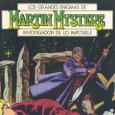 Cómics: MARTIN MYSTERE Nº16. ZINCO, 1982. Lote 107037679