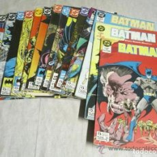 Cómics: 6 Nº DE BATMAN, A 3 EUROS CADA UNO (VER LISTA). Lote 262901330