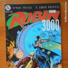 Comics : ROBIN 3000 - LIBRO UNO - BYRON PREISS - DC - ZINCO (8J). Lote 107200307