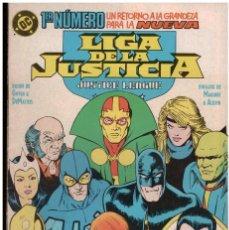 Cómics: GIFFEN Y DEMATTEIS. LIGA DE LA JUSTICIA . JLA. EDICIONES ZINCO. COLECCION COMPLETA: 54 NUMEROS. Lote 107253611